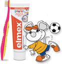 Elmex Peuter - 12 ml - Tandpasta met tandenborstel