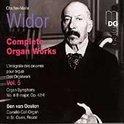 Widor: Complete Organ Works Vol 5 / Ben van Oosten