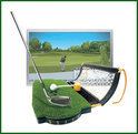 Golf Launchpad, Ultra Realistic Golf Simulator