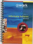 Atworkboek Informatie Beheren Niveau 3 4