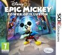 Epic Mickey:Power of Illusion - 2DS + 3DS