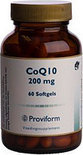 Proviform Coq10 - 200 mg - 60 Capsules - Voedingssupplement
