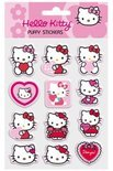 Puffy Stickers vel A5 Hello Kitty