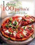 Allerlekkerste 1 deeg, 100 pizza's