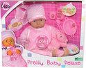 Lissy Pretty Baby Deluxe Pop 45 Cm met Accessoires