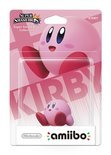 Nintendo amiibo Super Smash Figuur Kirby - Wii U + NEW 3DS