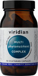 Viridian Multi Phyto Nutrient - 60 Capsules - Voedingssupplement