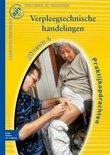 Beroepspraktijkvorming - Verpleegtechnische handelingen MBO-verpleegkundige
