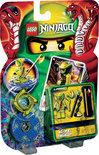 LEGO NINJAGO Spinner Lasha + Duelkaarten  - 9562