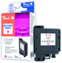 Peach Brother LC-1100M/LC-980M - Inktcartridge Magenta