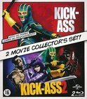 Kick-Ass 1 & 2 (Blu-ray)