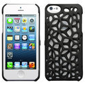 Freshfiber Hard Case Macedonia voor Apple iPhone 5/5S Zwart