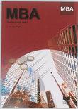 J. van den Hogen boek MBA Bedrijfseconomie  / Deel 1 / druk 2 Paperback 36952343