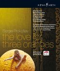 Vernhes/Defontaine/Piau/Rotterdam P - The Love For Three Oranges