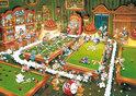 Billiard, Ryba - Legpuzzel - 1000 Stukjes
