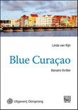 Blue Curacao - grote letter uitgave