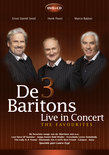 De 3 Baritons - Live In Concert - The Favourites