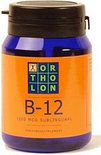 Ortholon Vitamine B12 1000 mcg - 60 Tabletten - Vitaminen