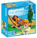 Playmobil Toeriste met Hangmat - 4861