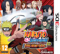 Naruto Shippuden 3D: The New Era - 2DS + 3DS