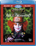Alice In Wonderland (3D Blu-ray)
