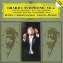 Brahms: Symphonie no 2, Alto Rhapsody / Abbado, Lipovsek