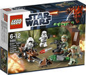 LEGO Star Wars Endor Rebel Trooper & Imperial Trooper Battle Pack - 9489