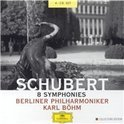 Schubert: 8 Symphonies / Karl Bohm, Berliner Philharmoniker