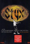 Styx & The Contemporary Youth Orchestra Of Clevland - One With Everything