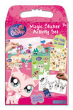 Littlest Petshop  Magic Sticker Activity Set