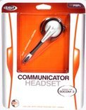 Datel Communicatie Headset Zilver PSP