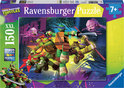 Ravensburger Turtles in actie - Kinderpuzzel
