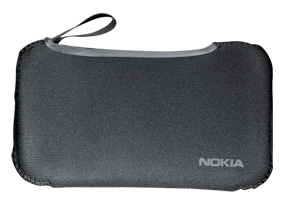 Nokia CP-561 Carrying Case, Universal, Neoprene- Zwart