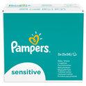 Pampers Sensitive - Billendoekjes Navulpak - 15x56