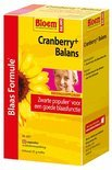 Bloem Balans Cranberry Duo - 2 x 60 tabletten - Voedingssupplement