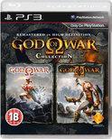 Sony God of War + God of War 2 (PS3)
