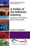 A Profile of the Software Industry