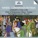 Handel: Coronation Anthems, etc / Preston, Pinnock