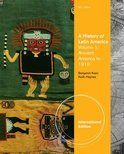 A History of Latin America, Volume 1, International Edition