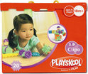 Playskool Clipo Starter-Set