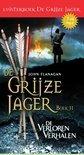 De grijze jager 11 - Verloren verhalen (luisterboek)