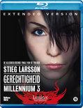 Millennium 3: Gerechtigheid (Extended Version) (Blu-ray)