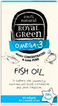 Royal Green Omega-3 Visolie - 60 Capsules - Voedingssupplement