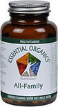Essential Organics All-Family - 90 Tabletten - Multivitamine