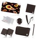 Playfect 9-delig Accessoirepakket Bruin DSi XL