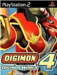 Digimon World 4 /PS2