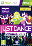 Just Dance: Greatest Hits - Xbox 360 Kinect