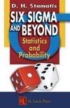 Six Sigma and Beyond