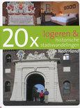 20 x Logeren en historische stadswandelingen in Nederland