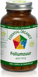 Essential Organics Foliumzuur 400 mcg - 90 Tabletten - Vitaminen